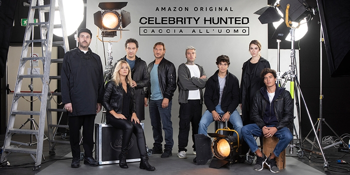 Celebrity Hunted su Amazon Prime Video